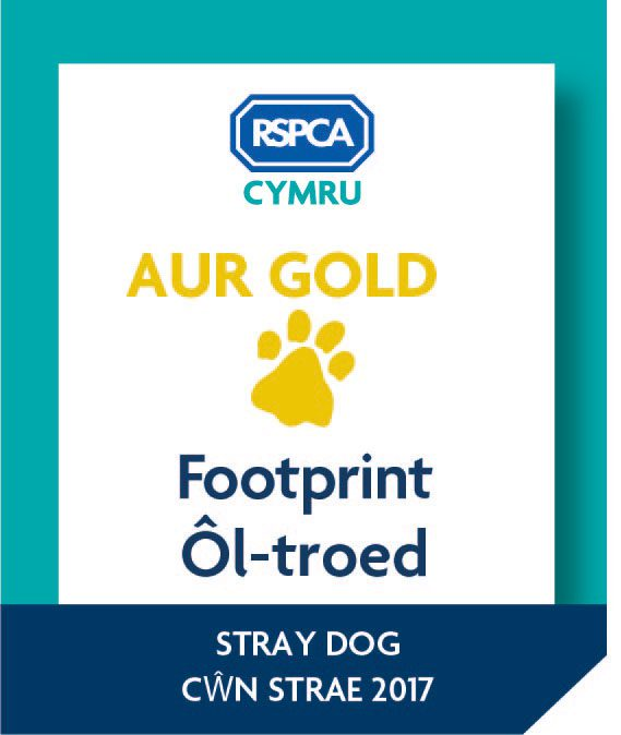 RSPCA Cymru's Community Animal Welfare Footprints (CAWF) award